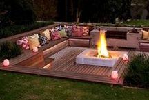 Backyard Ideas / by Dee Marie