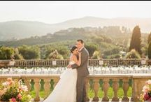 Weddings in Italy / Destination weddings in Italy featured on Fly Away Bride.
