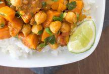Recipes: Vegan and Vegetarian