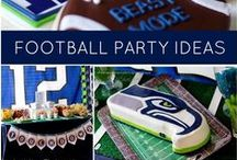 Seahawks - WeeHawks - and Kitsap 12s! / Football celebration fun!