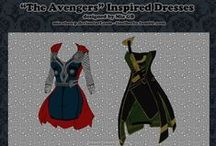 Costume and Cosplay / Inspiration for any future costume /cosplay projects.  Also see my Vintage/Vintage Inspired board for  ideas and my  Sewing - Misc. board for sewing tips!