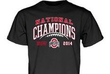 Ohio State National Champs Apparel & Gear / Show your support for the 2014 Ohio State Buckeyes football team with some 2015 college football playoff national championship apparel! We have a great selection of Ohio State University 2015 bowl and champs t shirts, hooded sweatshirts and clothing. Go Bucks.  / by Ohio State Apparel Store