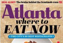 Atlanta Eats / by Catalyst