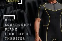 Kutting Weight WorkOuts / Check out these daily custom made workouts from the Kutting Weight team! Fitness tips and workouts for everyone.