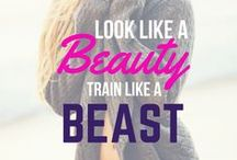 Heath & Beauty Tips #LetsAttract / Build your confidence & look fantastic with these health & beauty tips. Look like a Beauty, train like a Beast. Combine these tips with KuttingWeight work outs and watch how those heads turn. #LetsAttract