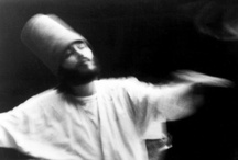 """Art on & of """"Sufi-dervish-whirling"""""""