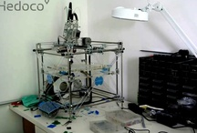 Lab  / Some of our products and inventions require use of specialized equipment. In Hedoco Rapid Prototyping Lab we build prototypes and three-dimensional conceptual models using a 3D printer.
