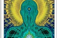 """Art on """"awakening & illumination"""""""