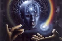 "Art on ""mind-projection & perception"""