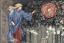 Art by Edward Burne-Jones