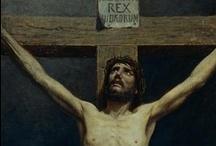 "Art on ""crucifiction"""