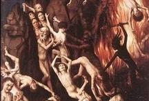"Art on ""hell & purgatory"" / by Jan-Peter Semmel"