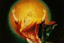 "Art on ""resurrection, transfiguration & ascension"""