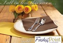 Napkin Folding Ideas, Videos, and Products / Fun folds, instructional videos, great photos, and products you will love!
