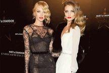 Black Tie Event  / Inspiring evening wear looks