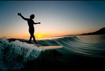 """Art on & of """"surfing life"""""""