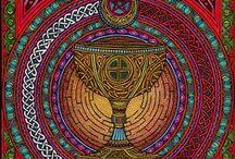 "Art on ""the Holy Grail"""