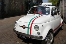 ~VESPA º A.ROMEO & FIAT 500~