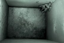 "Art on ""claustrophobia"""