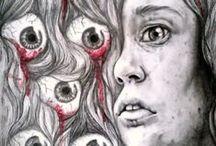 "Art on ""paranoia & psychosis"""