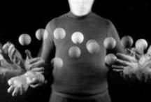 "Art on & of ""juggling"""