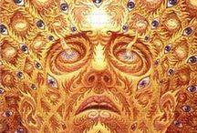 """Art on """"divine-ecstasy &-bliss"""""""
