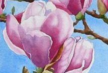 Viragok- gyumolcsok