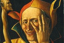 """Art on """"the Fool"""""""