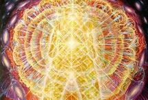 """Art on the illusion of """"divine YANG"""" / ...in GOD`s CREATION there is no separation..."""