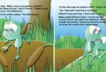 Ribbert's Way Home (book) / Picture Book (ages: 8 and under) Ribbert has to move. He learns that overcoming your fears can lead to a great outcome. AVAILABLE FOR PURCHASE at: www.guardianangelpublishing.com