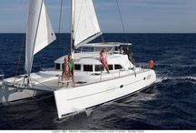 Catamarans / Multi hull sailing ..I want to try this! / by David Belsham