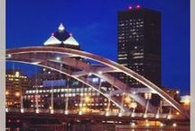 Rochester, NY = childhood memories / Home town. I <3 my NY!