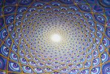 """Art on """"the All-Seeing-Eye"""""""