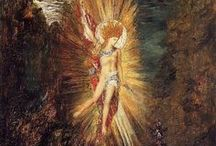 Art by Gustave Moreau