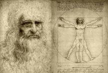 Art by Leonardo da Vinci