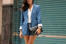 STREET STYLE / Men & Women Fashions