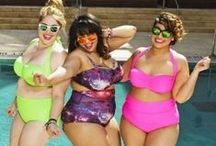 Hot & Heavy Honeys / Plus sized women who know how to rock what their mama gave 'em; all the voluptuous vixens and big beautiful babes you could ask for.