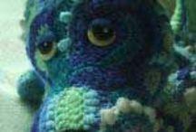 Toys friform Crochet / toys crochet technique friform