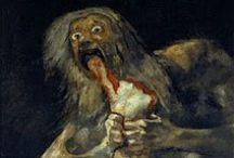 Art by Francisco Goya