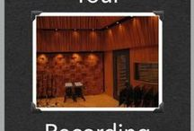 Recording Studio Design / A series of articles explaining how to properly set up your recording room.
