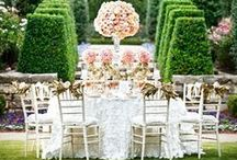 Inspiration: Wedding Guest Tablescapes