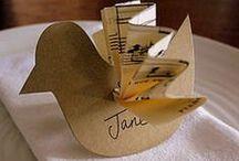Inspiration: Crafty Weddings