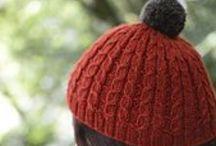 Knitspiration: DK / Pattern inspiration for DK yarns.