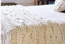 Knitting/quilts