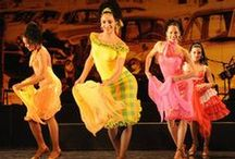 Cuban Dance at Sadler's Wells / Cuba has an enviable pedigree of outstanding dancers and native companies, famous throughout the world. At Sadler's Wells and the Peacock Theatre, a host of outstanding Cuban performers have thrilled audiences over the past few years.