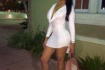 WOMEN SHORT/TIGHT DRESSES