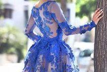 WOMEN IN BLUE / Women Wear