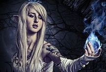 Fantasy themed and photoshop portraits / Photography editing, fantasy and themed photoshop edits for portrait photography.