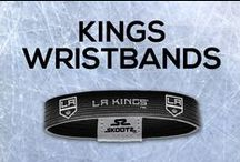 Los Angeles Kings NHL Wristbands and Fan Gear / Shop for Los Angeles Kings NHL wristbands and fan gear. Find your teams NHL bracelets and gear today!
