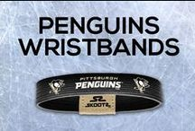 Pittsburgh Penguins NHL Wristbands and Fan Gear / Shop for Pittsburgh Penguins NHL wristbands and fan gear. Find your teams NHL bracelets and gear today!